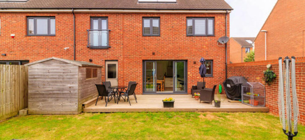 5 Bed, Town house