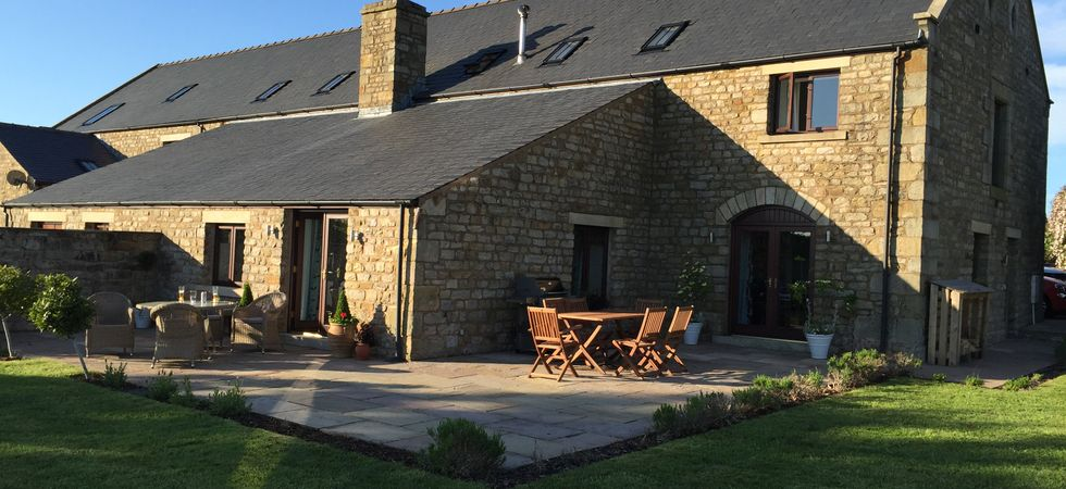 4 Bed, Barn conversion