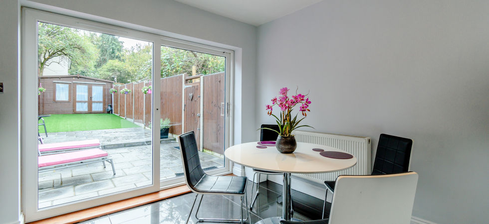 2 Bed, End of terrace house
