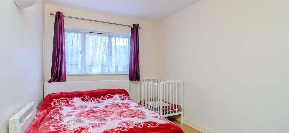 2 Bed, Ground floor flat