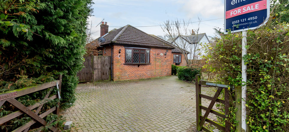 3 Bed, Bungalow