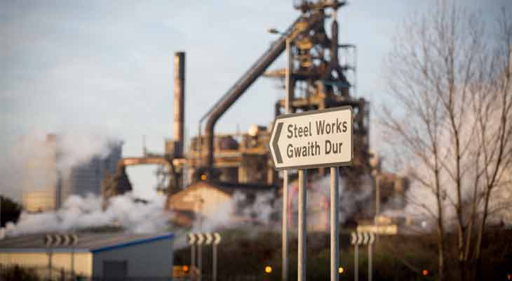 Tata Port Talbot: Closure Could See A 10% Fall In Property Values
