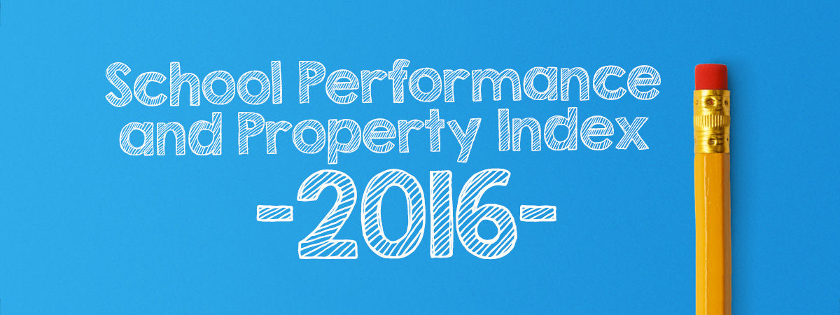School Performance and Property Price Index