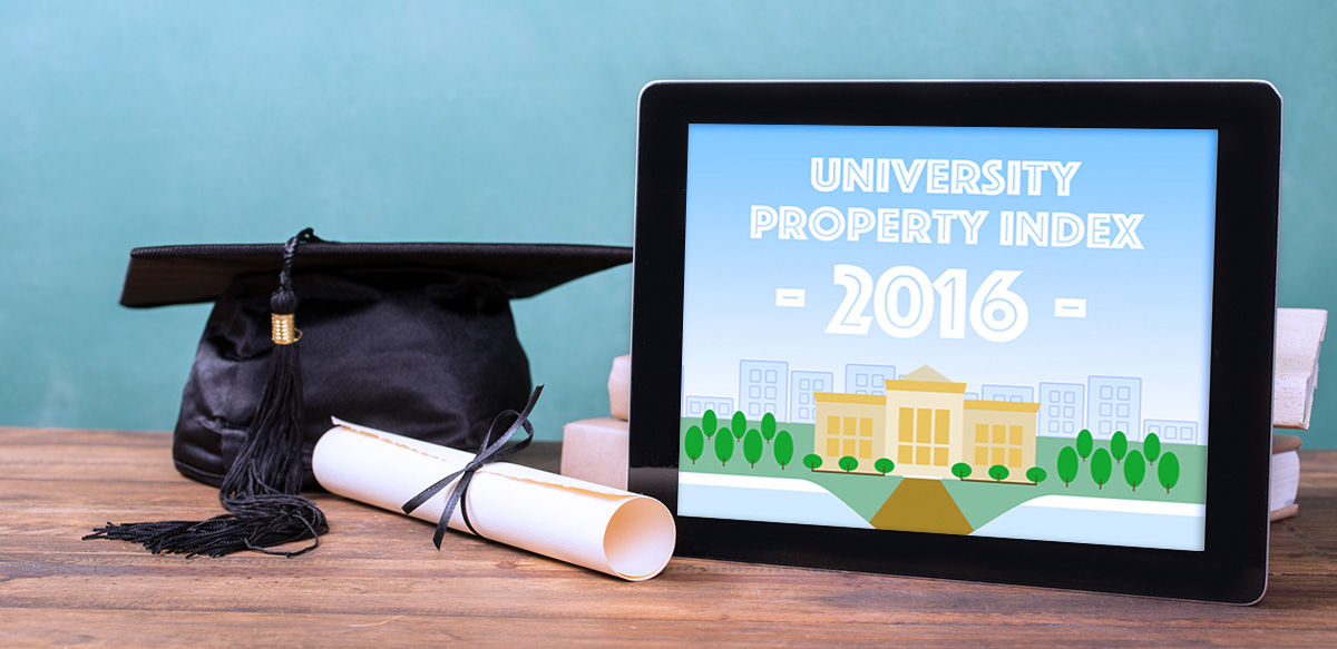 University Property Index 2016