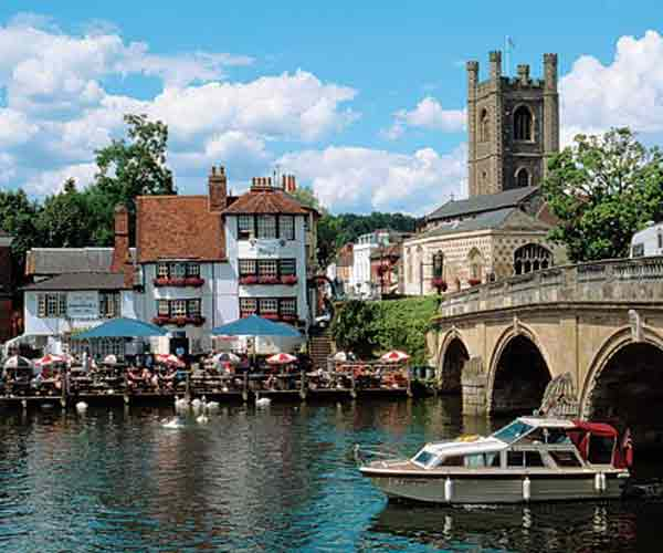 Homeowners £6,000 Premium to Live in a Popular Market Town: Prices Can Be Up to 160% Higher Than the Average in their County