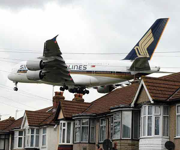 What will the Heathrow expansion plans mean for the value of homes under the flight path and who will get compensation?