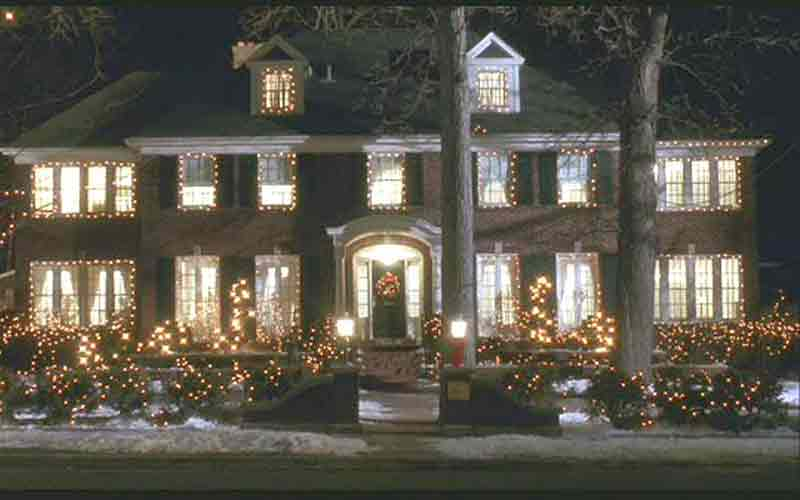 The iconic Christmas movie homes that are now worth MILLIONS