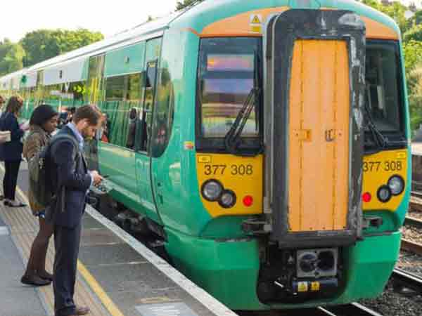 Southern Rail chaos dampens house price growth