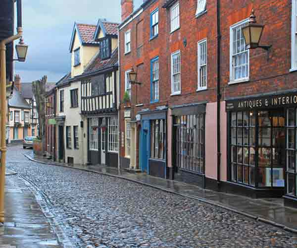 East of England leads house price recovery despite slump in transactions