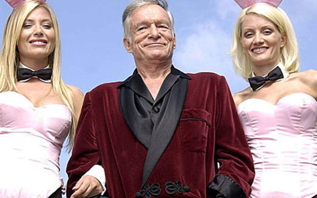 The Playboy Mansion is up for sale, but with a catch