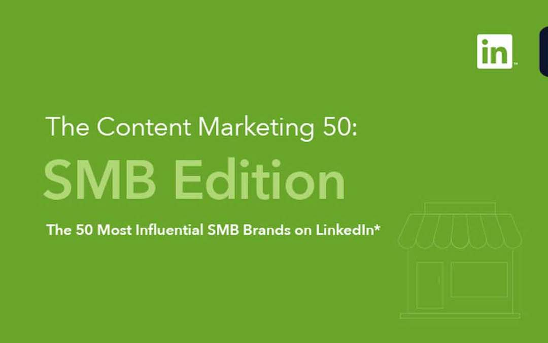 Emoov Named As One Of The Most Influential SMB Brands On LinkedIn