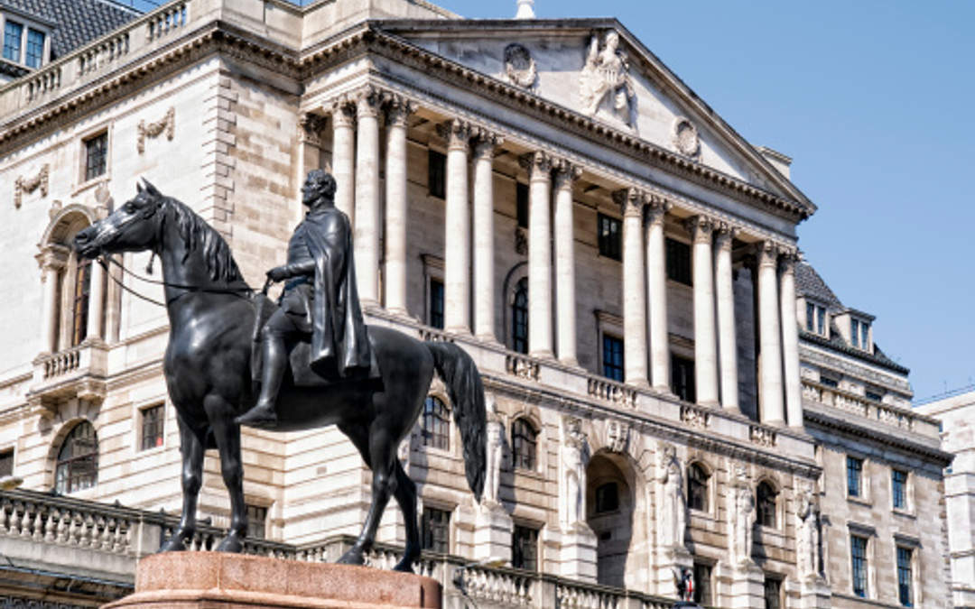 Bank of England Increases Interest Rates To 0.5%