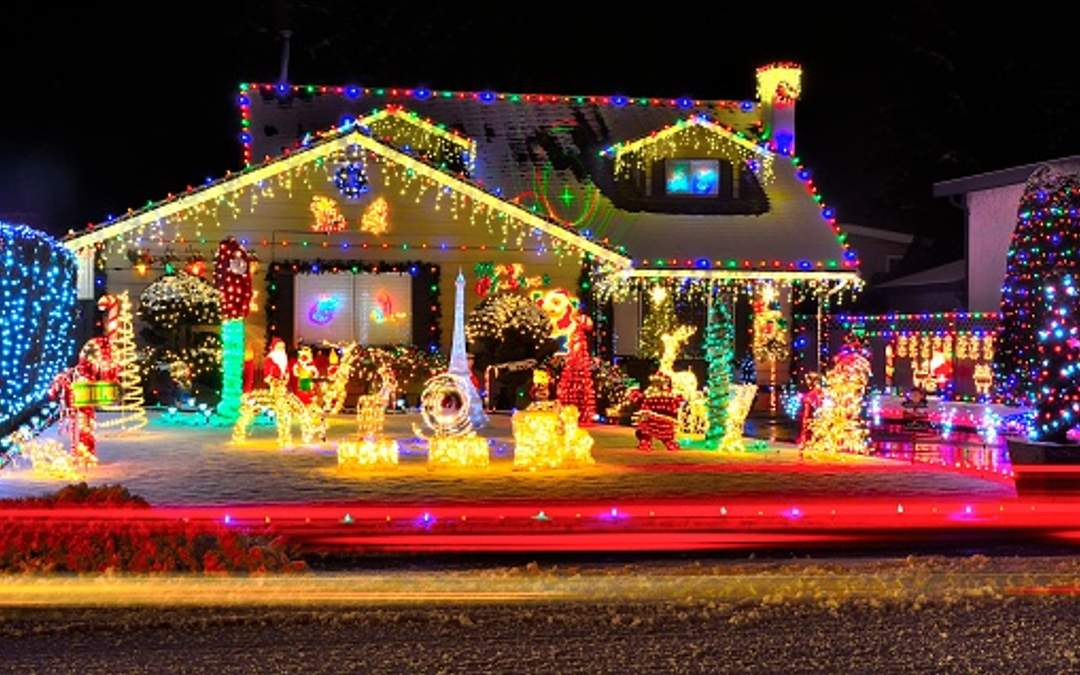 Attention Homeowners: Christmas Lights and Music Hinder Your ...