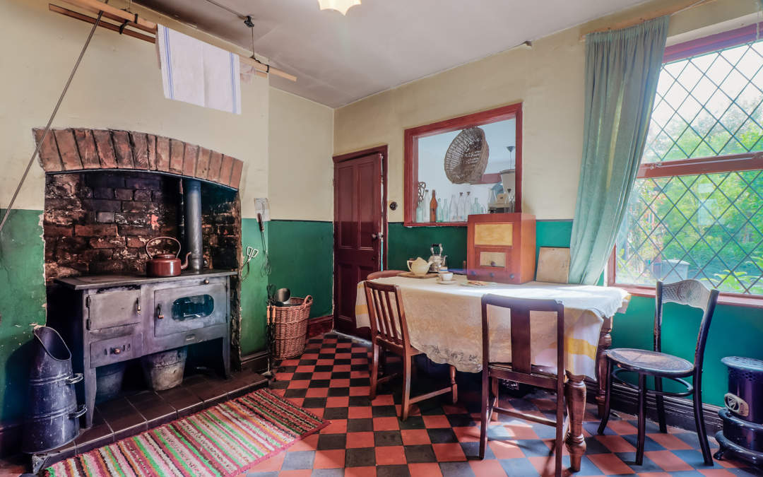 1940's time warp property up for auction with Emoov