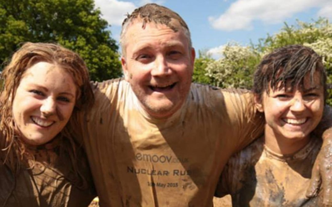 eMoov dig deep to raise money for Centrepoint
