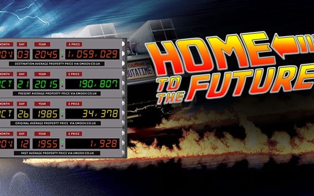 Back to the Future II: Property Price Predictions