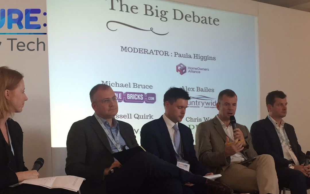 Property Tech Conference – Online v Offline estate agent debate