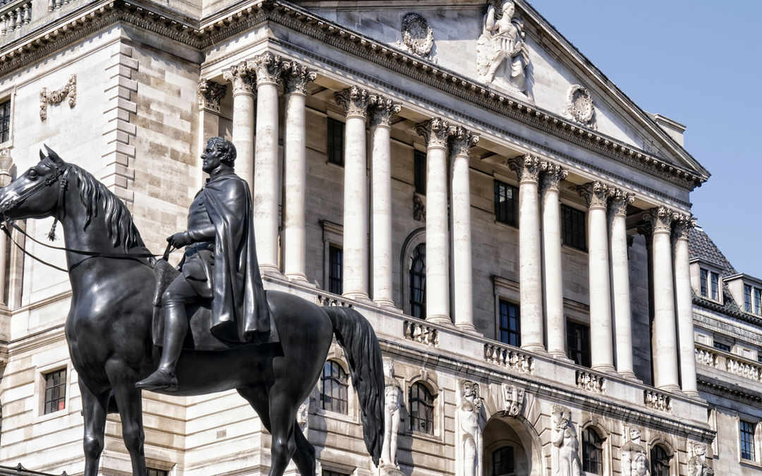 The Bank of England Cut Interest Rates