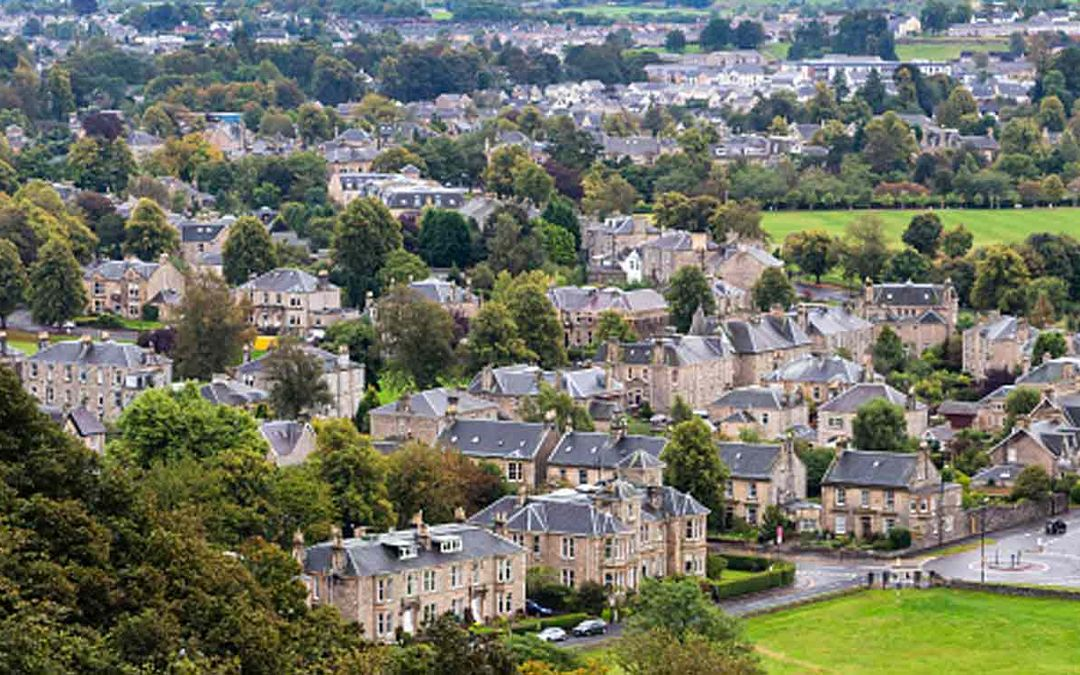 The Gap Widens in UK's Housing Affordability