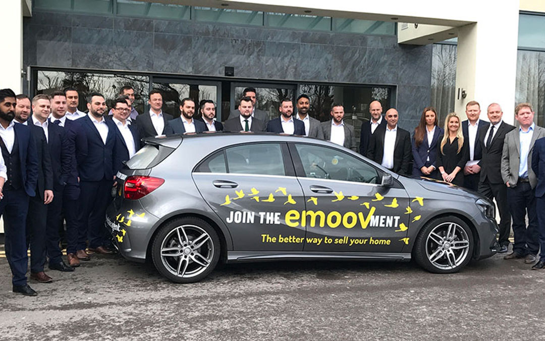 Emoov's Latest Batch of Local Property Agents Report for Duty
