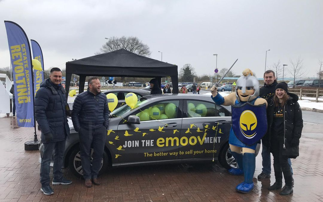 The Emoovment Hits the Road for Worcester Warriors vs Leicester Tigers