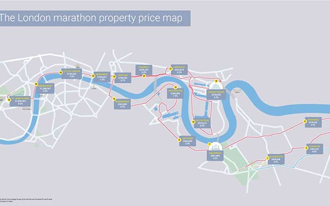 Emoov's London property marathon 2018