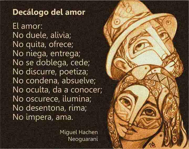 Diálogo del amor
