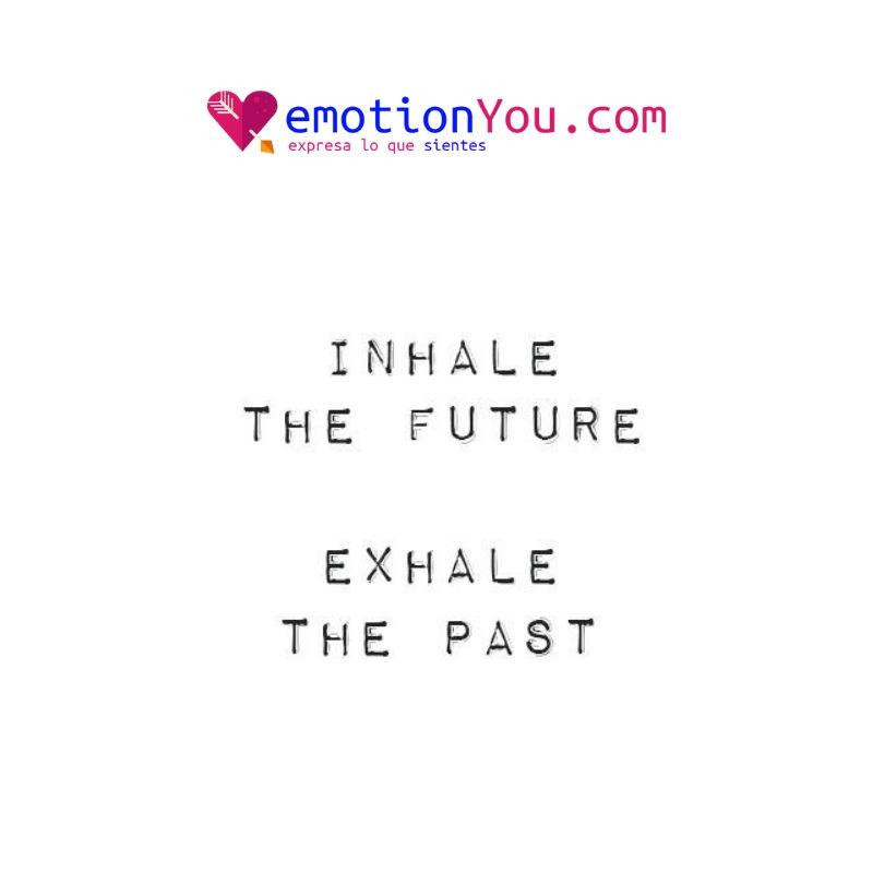 Inhale the future