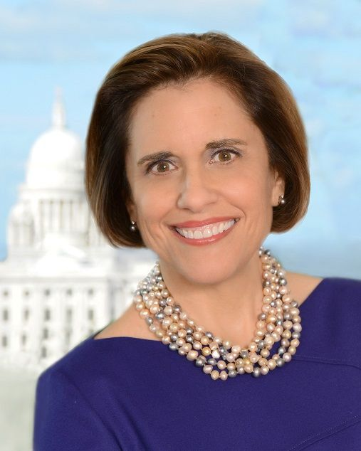 EDYTHE M. DE MARCO is a financial adviser with Merrill Lynch Wealth Management in Providence. / COURTESY BANK OF AMERICA CORP.