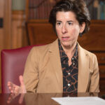 RIGHT APPROACH? Unlike her predecessor, Gov. Gina M. Raimondo has made heavy use of tax incentives to grow business in the Ocean State. / PBN FILE PHOTO/MICHAEL SALERNO
