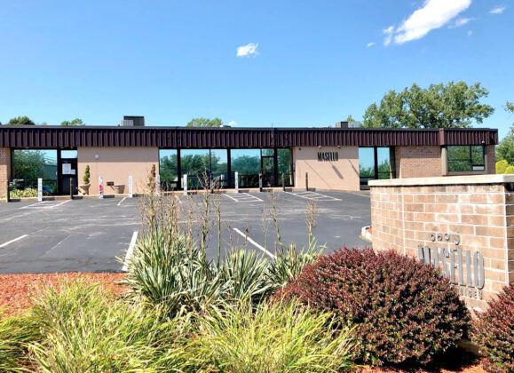 20 Sharpe Drive (1987)OWNER: JRB Realty Inc.TENANT: Masello Salon Services of New England LLC