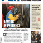 BACK IN PRINT: PBN's print issue is back! It was last published on March 20, when the state was in the midst of a near shutdown of its economy to help stop the spread of COVID 19.