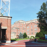 JOHNSON & WALES UNIVERSITY announced late Wednesday that 31 students living off-campus tested positive for COVID-19. / PBN FILE PHOTO/JAMES BESSETTE