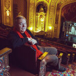 """NOT QUITE SHOWTIME: J.L. """"Lynn"""" Singleton, Providence Performing Arts Center president, says getting the theater up and running to the level it was before the pandemic won't be """"like turning the light switch on."""" / PBN FILE PHOTO/RUPERT WHITELEY"""