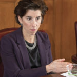 GOV. GINA M. Raimondo announced Friday that the 'pause' will end Dec. 20, as planned. / PBN FILE PHOTO/DAVE HANSEN