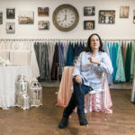 CREATIVE THINKING: Lisa Mattiello, CEO of catering and events-planning business Pranzi Inc. in Providence, has had to think outside the box to develop alternative sources of revenue amid the COVID-19 pandemic.PBN PHOTO/RUPERT WHITELEY