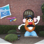 PAWTUCKET-BASED Hasbro Inc. earned a profit of $222.5 million in 2020. While that was down 35.7% from 2019, the company said its fourth-quarter profit of $105.2 million was a 10% increase from the same period in 2019. / COURTESY HASBRO INC.