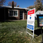 THE MORTGAGE DELINQUENCY RATE in Rhode Island in November was 5.3%, up from 4.5% one year prior. / AP FILE PHOTO/DAVID ZALUBOWSK