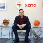 BUSINESS BUILDER: Jeshua Zapata and his friends Juan and Jairo Gomez started a marketing and web-design business when they graduated from college. Seventeen years later, Xzito Creative Solutions LLC is still going strong. / PBN PHOTO/ELIZABETH GRAHAM