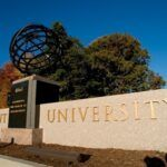 BRYANT UNIVERSITY reaffirmed its plans to have a fully in-person campus experience in the fall. / COURTESY BRYANT UNIVERSITY