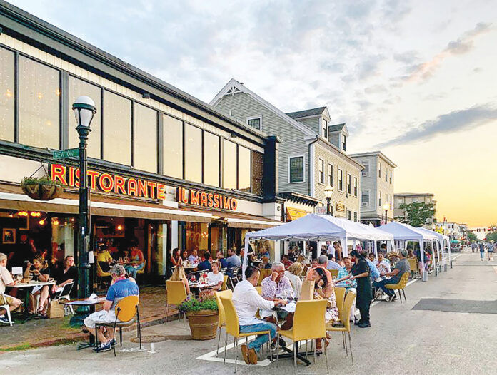 TODAY'S SPECIAL: The Rhode Island Small Business Development Center will hold a one-hour seminar on March 10 in which business owners can ask consultants about issues related to restaurants. / COURTESY FEDERAL HILL COMMERCE ASSOCIATION