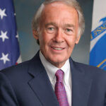 ANSWERING QUESTIONS: Sen. Edward Markey, D-Mass., will be the keynote speaker at One SouthCoast Chamber of Commerce's April 21 virtual town hall. COURTESY ONE SOUTHCOAST CHAMBER OF COMMERCE