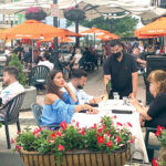 """STREET EATS: """"Al Fresco on the Hill"""" outdoor dining will return to Federal Hill in Providence this summer in conjunction with new city policies waiving event and parking fees. / COURTESY FEDERAL HILL COMMERCE ASSOCIATION"""