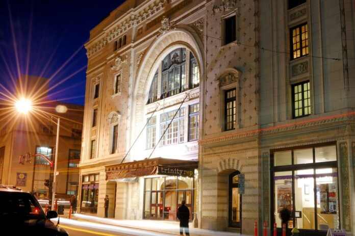 TRINITY REPERTORY COMPANY announced Wednesday its five-production schedule for the upcoming 2021-22 season. / COURTESY TRINITY REPERTORY COMPANY
