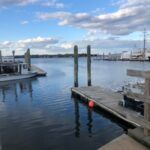 THE SOUTH COUNTY area of Rhode Island, with areas such as the docks at Wickford Village in North Kingstown, was noted as a top trending destination in Airbnb's Travel Report. / PBN PHOTO/CASSIUS SHUMAN