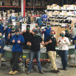 GETTING A LOAN: Banneker Supply Chain Solutions Inc. implemented interest-free loans to team members and families who were affected by the COVID-19 pandemic. / COURTESY BANNEKER SUPPLY CHAIN SOLUTIONS INC.