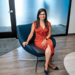 BUILDING ANEW: Jessica Kennedy is cofounder and chief operating officer of Beeline Loans Inc., a startup that offers a web platform for potential borrowers to seek mortgage approvals quickly. / PBN PHOTO/MICHAEL SALERNO