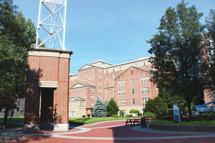 JOHNSON & WALES UNIVERSITY is now requiring its faculty and staff to be vaccinated for COVID-19. / PBN FILE PHOTO/JAMES BESSETTE