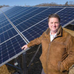 MARK DEPASQUALE is CEO and founder of Green Development LLC, a renewable energy developer that is decrying Gov. Daniel J. McKee's veto of a bill related to interconnection costs. PBN FILE PHOTO/DAVE HANSEN