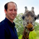 DR. JEREMY GOODMAN is leaving Roger Williams Zoo as its executive director. He will become the next CEO and president of the Pittsburgh Zoo & PPG Aquarium. / COURTESY ROGER WILLIAMS ZOO